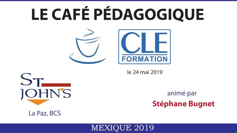 Café Pédagogique CLE Formation 2019 – La Paz, BCS.